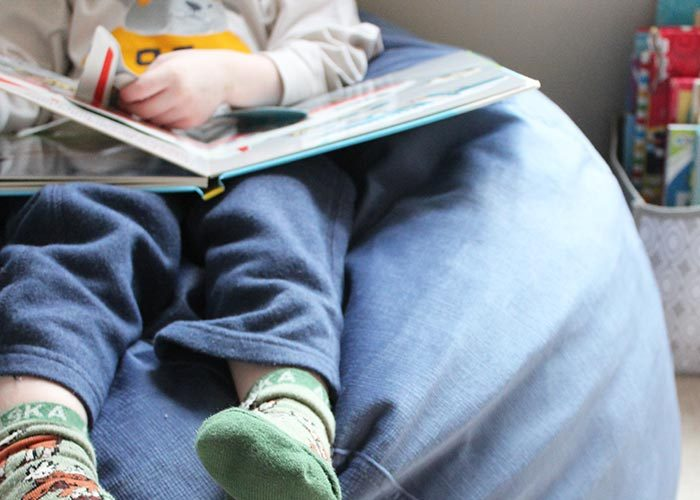 Reading Space for Your Child