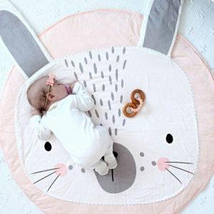 Bunny Rabbit Play Mat