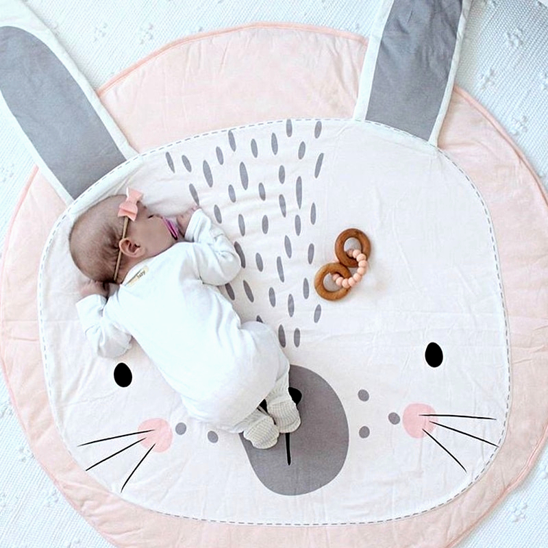Bunny Rabbit Play Mat